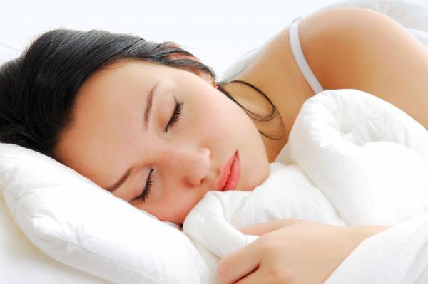 sleeping for health