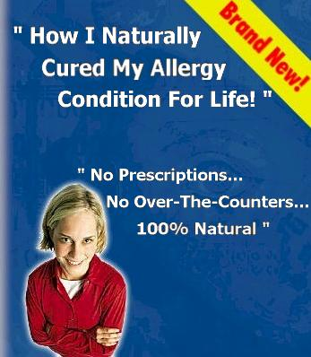 Natural Cure for Allergy